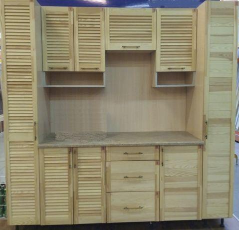 Жалузни вратички за кухненски шкафове - налични