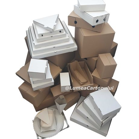 cutii carton ondulat