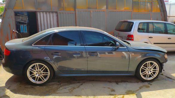Ауди А4 Audi A4 на части RS4,2009,2010,2011 2.0tdi 2.7tdi 3.0tdi