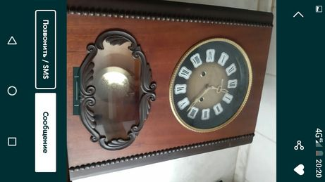Антикарные настенные часы