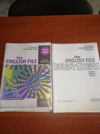 New English File учебник английского языка