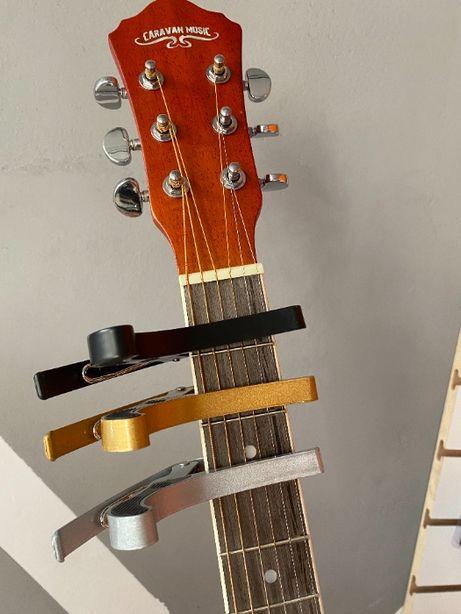 Каподастр для гитар / Каподастры / Аксессуары для гитары / Доставка