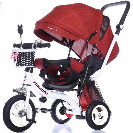 -40% , Sunny Step Tricicleta copii cu spatar reglabil si scaun rotativ
