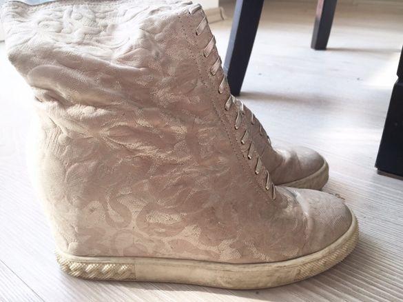 Дамски обувки естестввна кожа Massimo Zardi