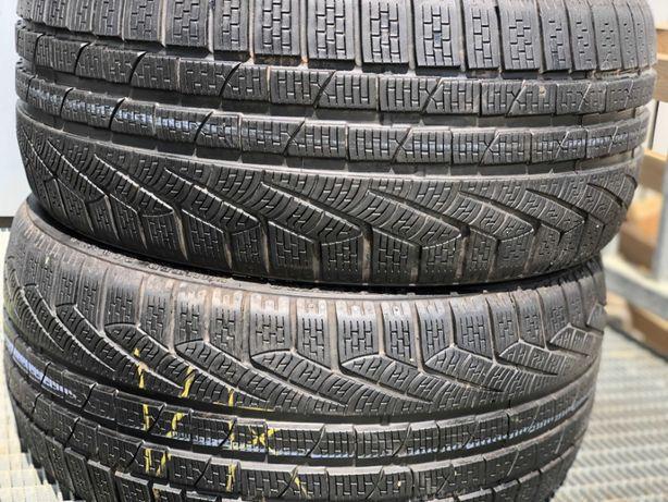 set 2 anvelope 235/35 R19 sh iarna Pirelli 7.5mm cu garantie