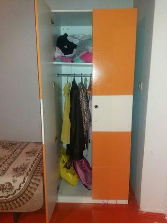Детский шкаф с тумбой п.Шиели