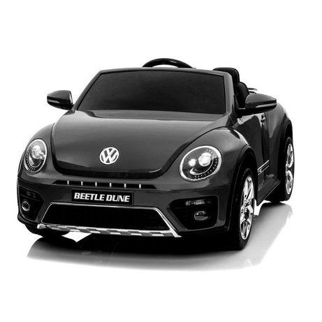 Masinuta electrica Kinderauto VW Beetle Dune Cabrio STANDARD #Negru