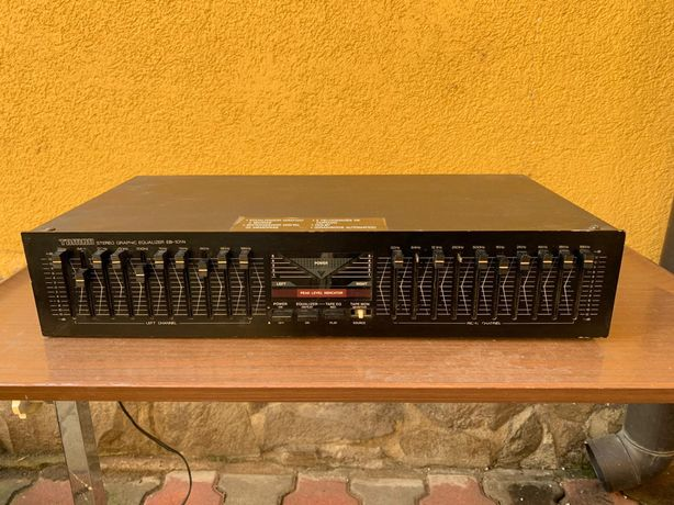 Tamon-Stereo Graphic Equalizer EB-101N