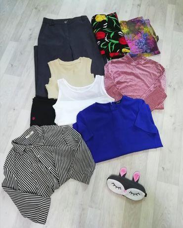Одежда на худенькую девушку