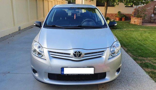 Toyota Auris 2012 1.3 Benzina + GPL
