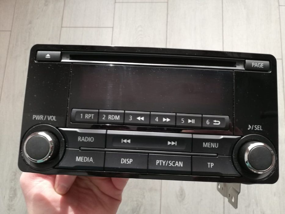 Mitsubishi ASX / Lancer / Outlander Unitate Radio CD / MP3 player Iasi - imagine 1