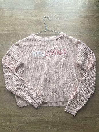 Топъл пуловер за дами