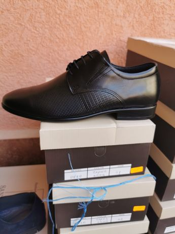Мъжки обувки естествена кожа на доставни цени