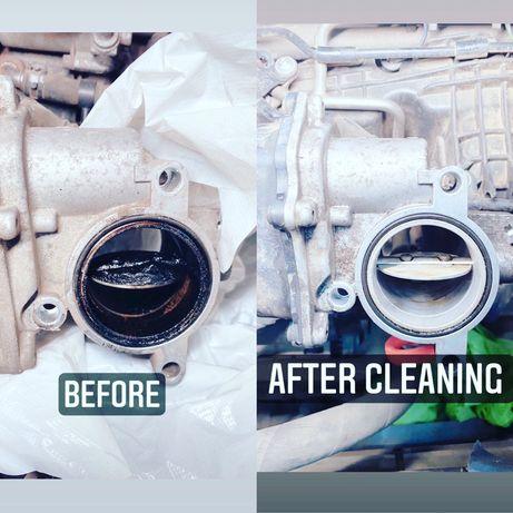 Curățare EGR / clapeta acceleratie / turbo ——— unelte scule