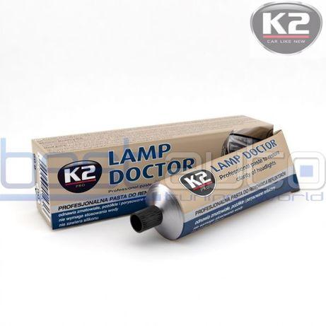 Полир/полираща паста за полиране/чистене на фарове/стопове К2 60g