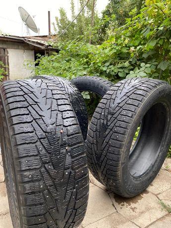 Продам шины Нокиан Хакапелита 7 комплект 4 штуки