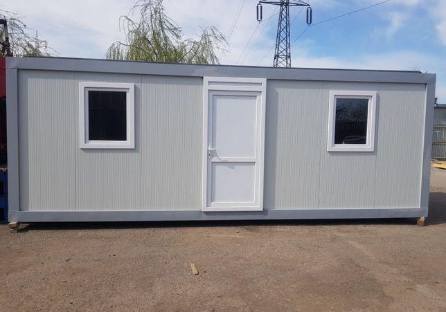 Container standard tip birou vestiar modular magazin de locuit santier