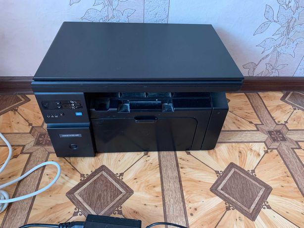 Принтер-копир-сканер HP Laserjet M132 MFP