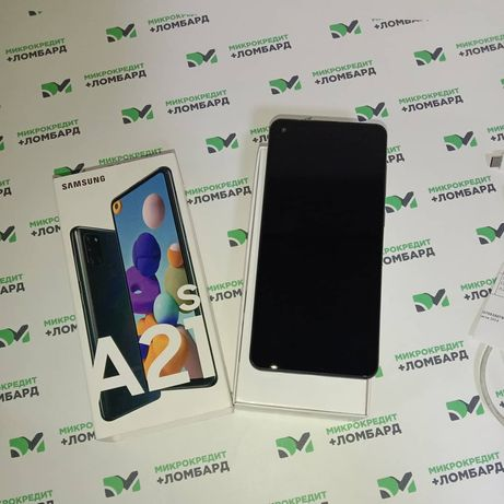 Samsung Galaxy A21S  32 Gb (Аягоз)