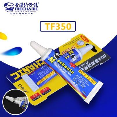 паста за запояване bga flux mechanic tf350  15ml