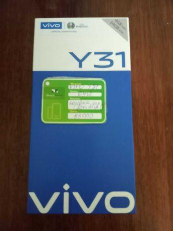 Продам VIVO Y31 64 GB (Аркалык)