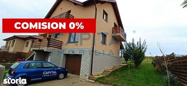 COMISION O!! Vila Moderna cu 4 camere in Jucu !!!