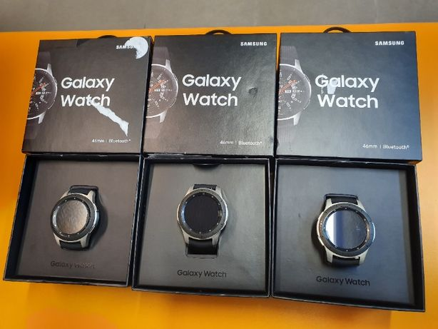 Samsung Galaxy Watch, 46mm, Silver, R800, impecabile,garantie!