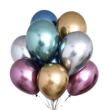 Хром балони 10 броя