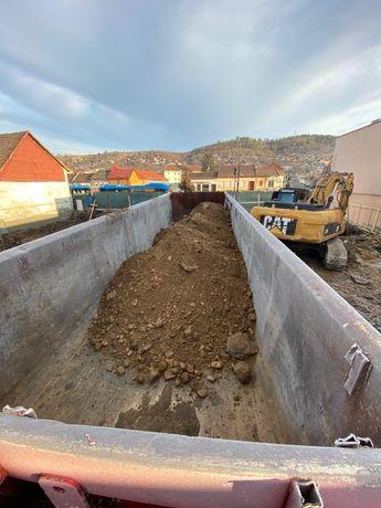 Demolari excavari buldozer excavator nisip pamant miniexcavator