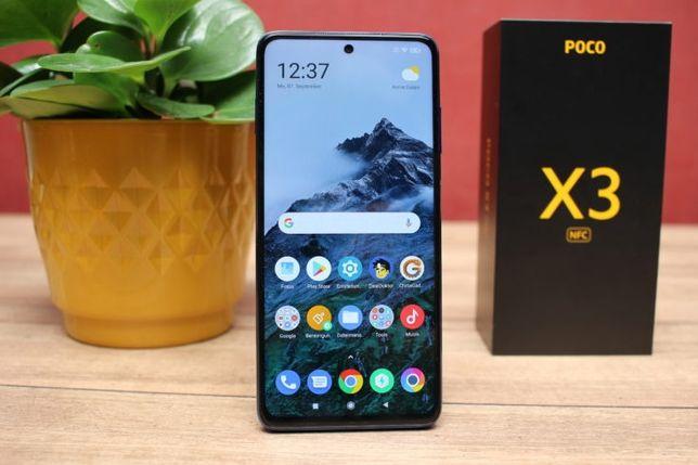 Продам POCO X3 NFC, в отличном состоянии