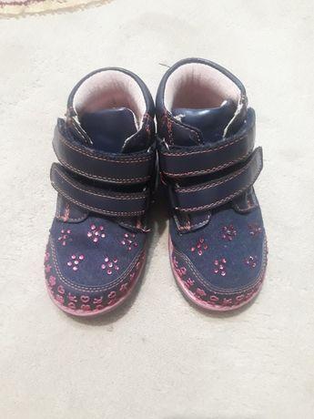 Ботинки на осень, 20 размер