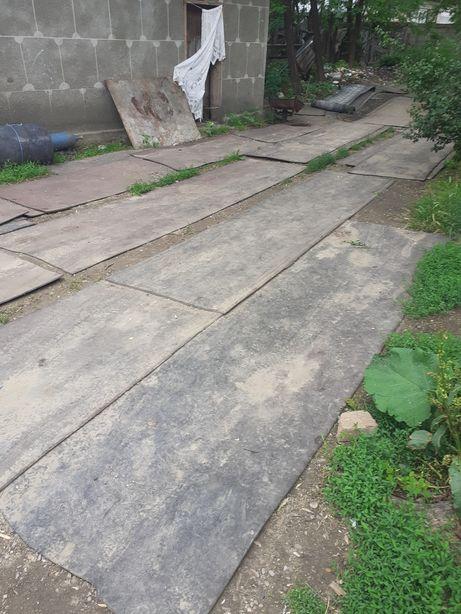 Bandă de cauciuc pentru podele