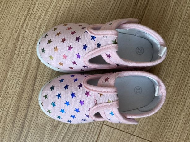 Pantofiori copii nr 23, Noi