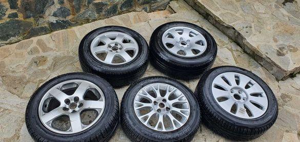 Джанти с гуми единични броики