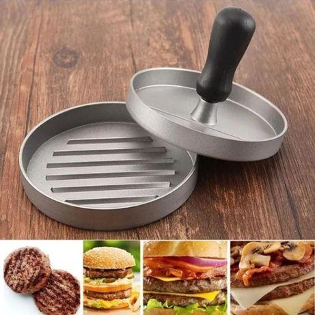 Forma rotuna buger forma hamburger