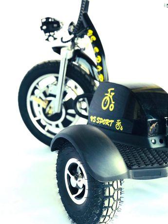 Триколка електрическа VS Sport • Триколка модел VS 200 • ВС Спорт