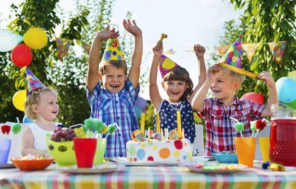 Организиране на детски партита ,рожденни дни и мероприятия