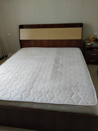 Продам кровать, двуспальная