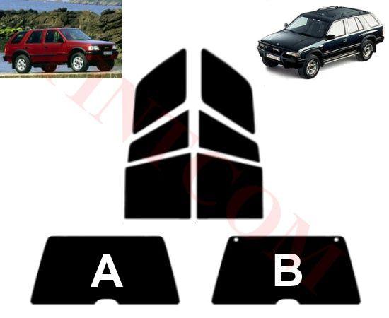 Opel Frontera (5 врати, 1992 - 1998) - Фолио за затъмняване на стъкла