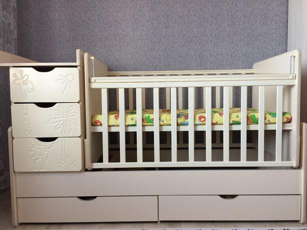 Новая детская мебель