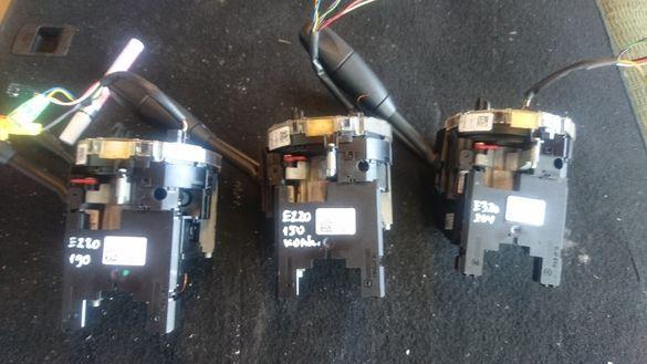 W211 W219 Датчик за ъгъл на завиване, лентов кабел, лост чистачки