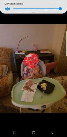 Продам детский стул chicco