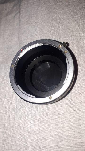 Адаптер для фотоаппарата m4/3 - ef