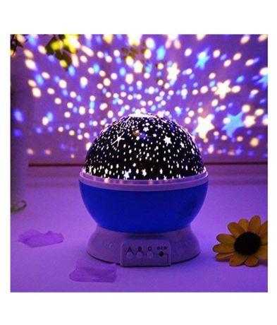 Нощна лампа прожектор Star Master