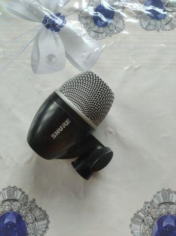 Микрофоны Shure pg
