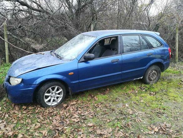 Mazda 323 Мазда 1.3i БЕЗ КАТАЛИЗАТОР