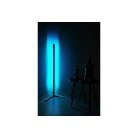 Lampadar de colt cu LED RGB
