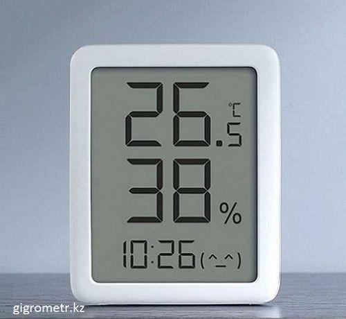 ̶9̶7̶0̶0̶ тг Домашняя метеостанция (гигрометр) Mi со швейцарским . . .