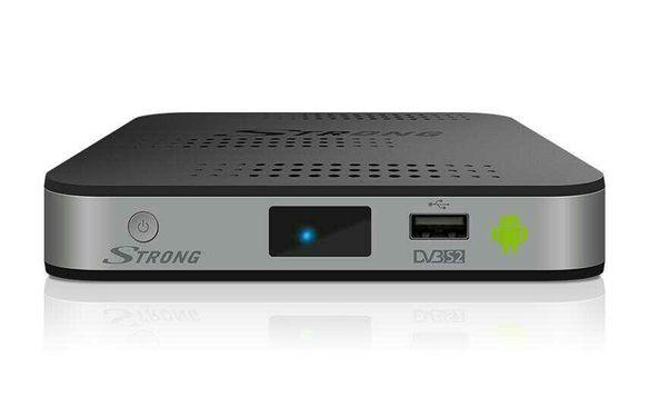 Продава се приемник SRT 2221 със Андроид и dvb-t2 тунер