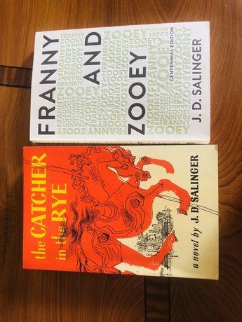 Селинджер книги в оригинале на английском